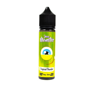 Tropical Thunder by Juice Monster Short Fill 50ml