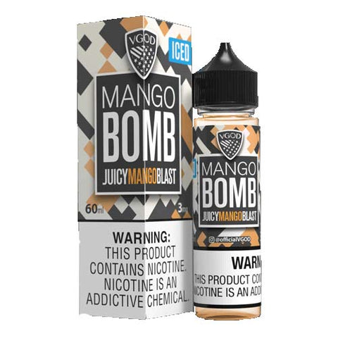 Mango Bomb Iced - VGOD Short Fill 50ML