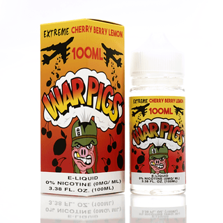 War Pigs by Cloud Thieves  - 100ml E-liquid