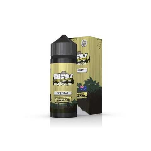 Wombat Creamy Series by Big 5 Juice Co Short Fill 100ml