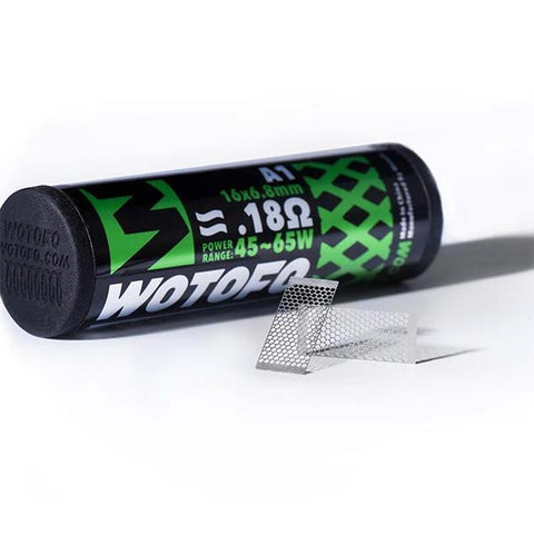 Wotofo Profile RDA Replacement Mesh coil 10 Pack