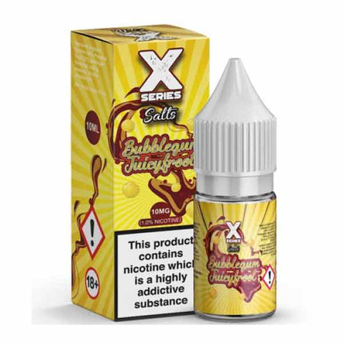 Bubblegum Juicyfroot X Series Nic Salt E-Liquid