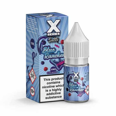 Blue Rancher X Series Nic Salt E-Liquid