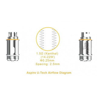 Accessories - Aspire Nautilus X Replacement Coil