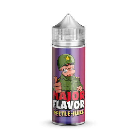Beetle Juice by Major Flavor Short Fill 100ml