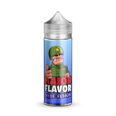 Blue Fusion by Major Flavor Short Fill 100ml