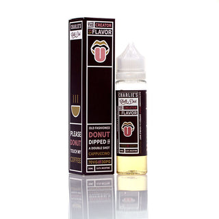 Donut Dipped Cappuccino by The Creator of Flavour Short Fill 50ml