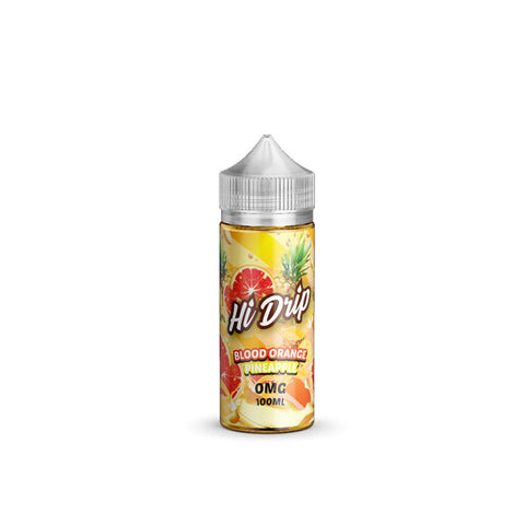 Blood Orange Pineapple by Hi-Drip Short Fill 100ml