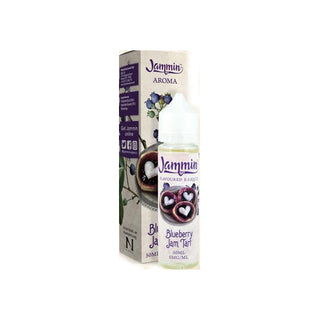 Blueberry Jam Tart Jammin - 50ML - Short Fill