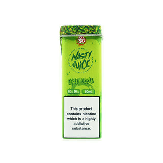 Green Apple by Nasty Juice - 50/50 – 10ML