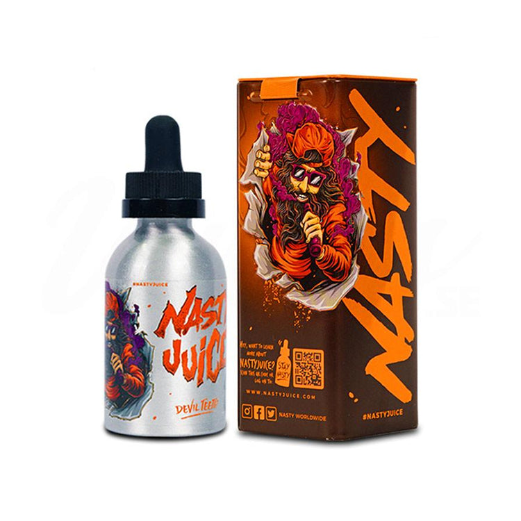 Devil Teeth by Nasty Juice - Short Fill 50ml