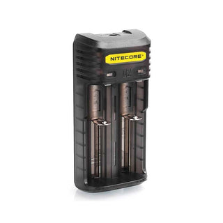 Nitecore Q2 2 Slot 2A Li-ion and IMR Battery Charger