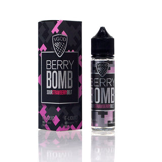 Berry Bomb - VGOD Short Fill 50ML