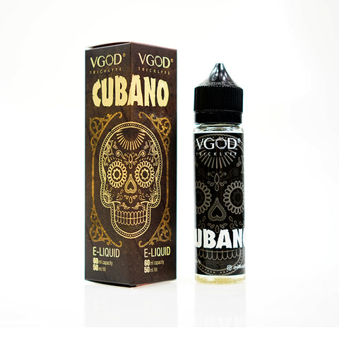 CUBANO - VGOD Short Fill 50ML