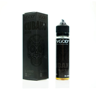 CUBANO BLACK - VGOD Short Fill 50ML