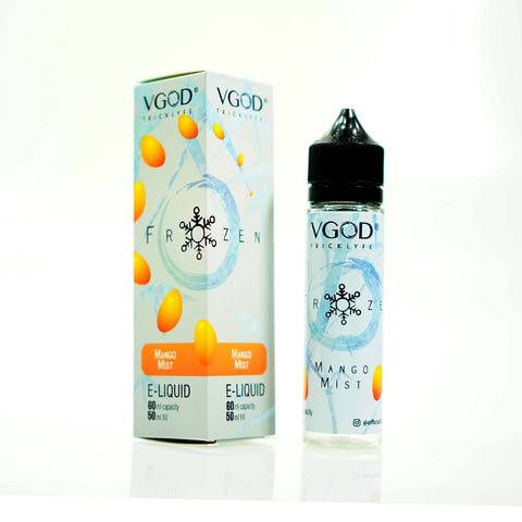 Mango Mist - VGOD Short Fill 50ML