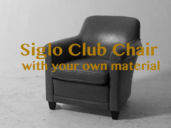 Siglo Club Chair