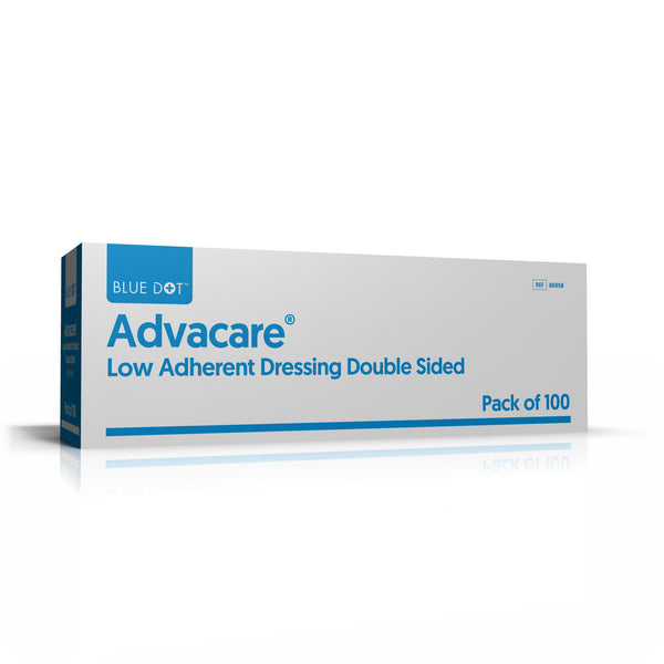Advacare Low Adherent Dressings 10cm x 10cm (single unit)