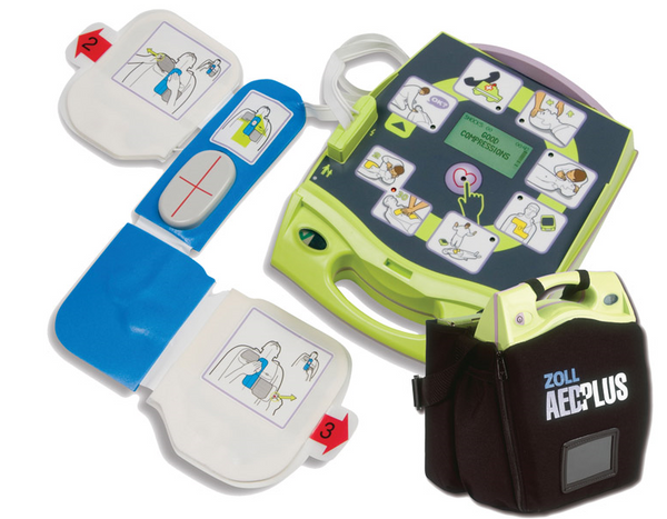 Defib & Training for 10x people