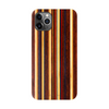 iPhone 12 Pro Case. Real Skateboard Wood. 360 Protection. - iATO