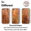 iATO iPhone 6 plus 6s plus Wooden Mobile Phone Cases & Covers