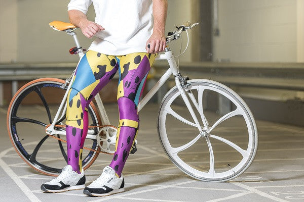 BALEARIC BIKING - sTitch Meggings