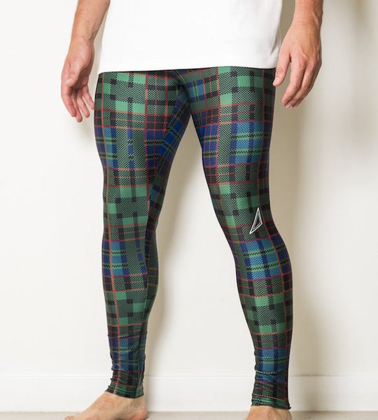 sTitch Tartan Meggings