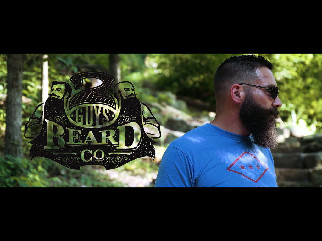 2 Guys Beard Co.'s first commercial!