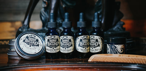 2 Guys Beard Co | Beard Oils