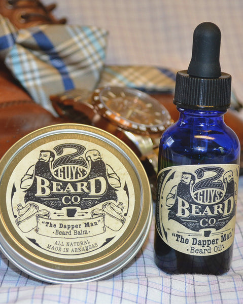 """The Dapper Man"" Combo Pack,  - 2 Guys Beard Co"