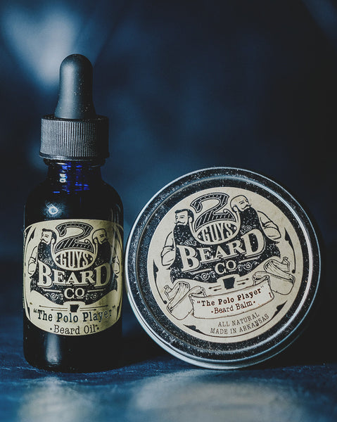 """The Polo Player"" Combo Pack,  - 2 Guys Beard Co"