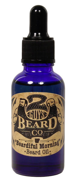"""Beardiful Morning"" Beard Oil,  - 2 Guys Beard Co"