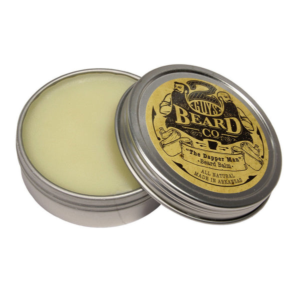 """The Dapper Man"" Beard Balm,  - 2 Guys Beard Co"
