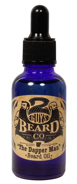 """The Dapper Man"" Beard Oil,  - 2 Guys Beard Co"