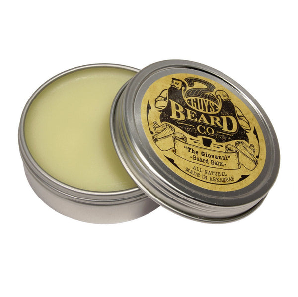 """The Giovanni"" Beard Balm,  - 2 Guys Beard Co"