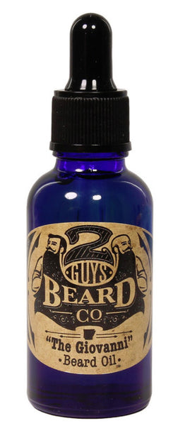 """The Giovanni"" Beard Oil,  - 2 Guys Beard Co"
