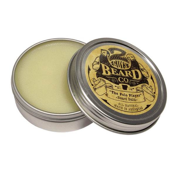 """The Polo Player"" Beard Balm,  - 2 Guys Beard Co"