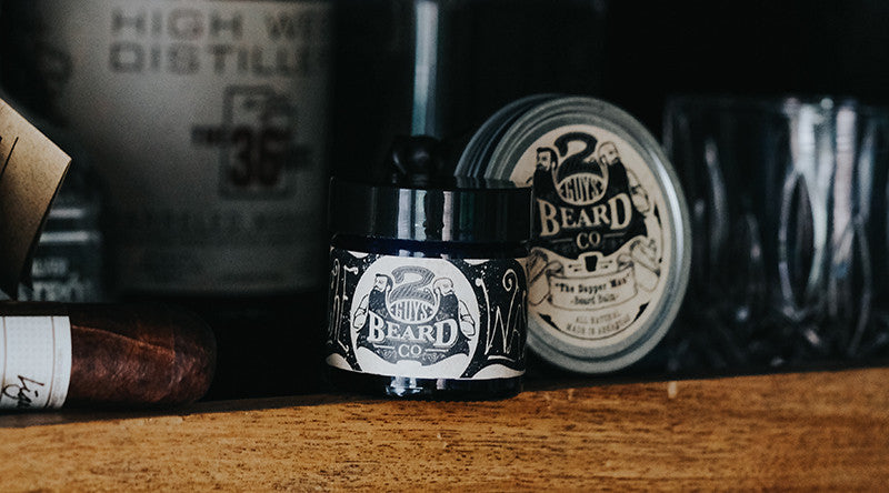 Stache Wax,  - 2 Guys Beard Co