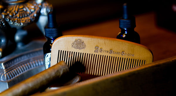 Father's Day FREE COMB,  - 2 Guys Beard Co