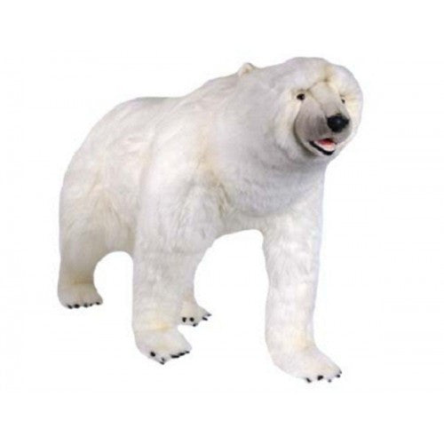 """Giovanna"" Mechanical Animated Polar Bear"