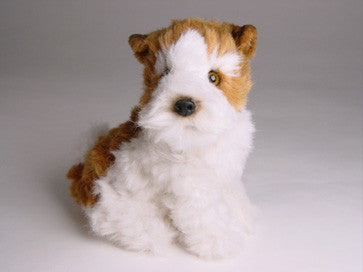 """""""Polly"""" Wire Fox Terrier"""