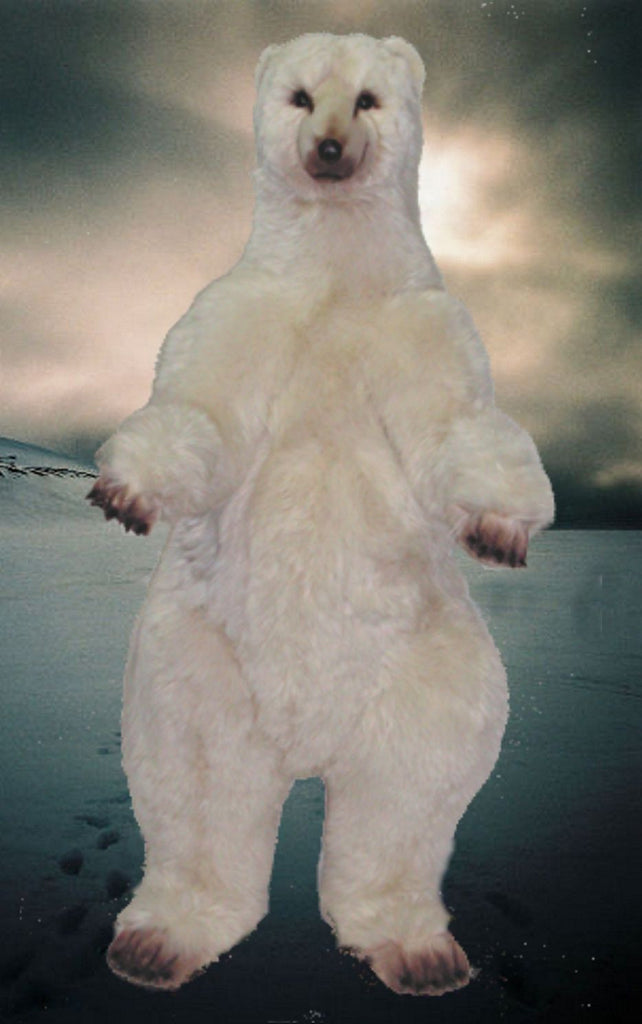 """Thornton"" Polar Bear"