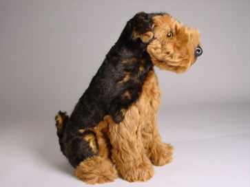 """Tarzan"" Airedale Terrier Dog"