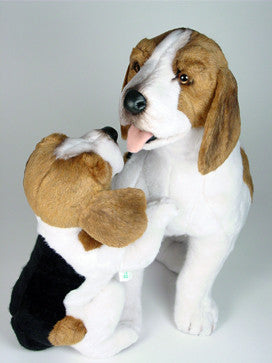 """Snoopy and Woodstock"" Beagles"