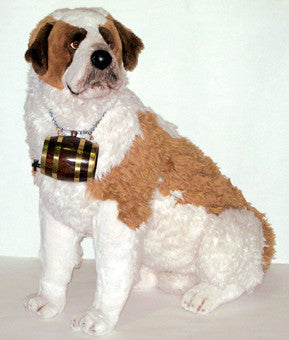 """Barry"" Saint Bernard"
