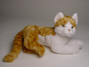"""Napoli"" Orange & White Tabby Cat"