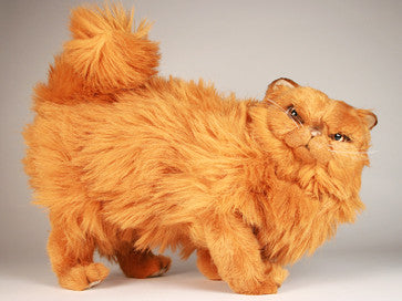 Chelsea Red Persian Luxury Plush Stuffed Cat Big Furry Friends