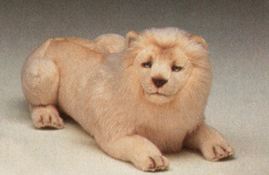 """Amra"" White Lion"