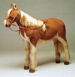 """Gingersnap"" Pony"