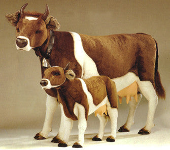 """Belle"" Cow (large, rear)"